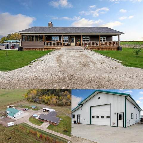 69442 Range Road 64, Grovedale, AB T0H 1X0 (#A1062668) :: Western Elite Real Estate Group