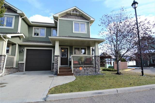 4603 Ryders Ridge Boulevard #4, Sylvan Lake, AB T4S 0G6 (#A1062841) :: Western Elite Real Estate Group