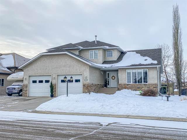 18 Lake Ridge, Olds, AB T4H 2W6 (#A1062889) :: Western Elite Real Estate Group