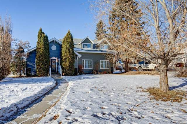 5318 Calgary & Edmonton Trail, Lacombe, AB T4L 1L5 (#A1062933) :: Western Elite Real Estate Group