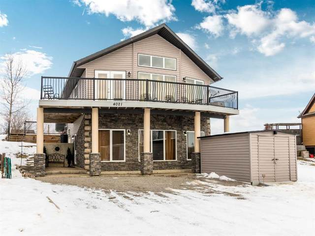 25054 South Pine Lake Road #4021, Rural Red Deer County, AB T0M 1R0 (#A1062962) :: Western Elite Real Estate Group