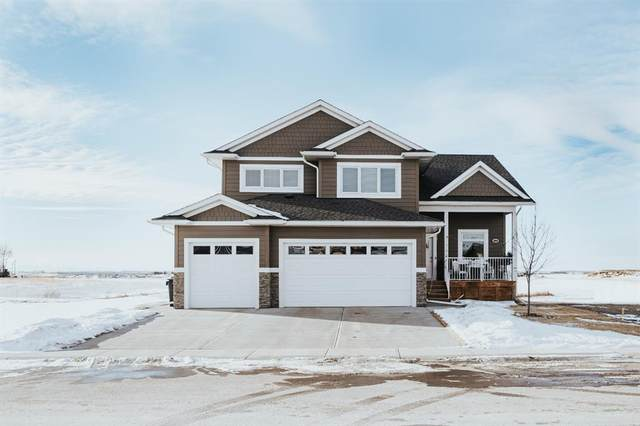 12 Vireo Avenue, Olds, AB T4H 0C4 (#A1062995) :: Redline Real Estate Group Inc