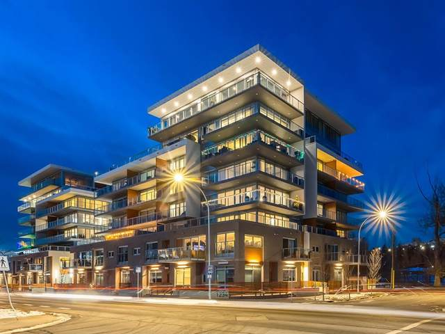 1234 5 Avenue NW #1801, Calgary, AB T2N 0R9 (#A1063006) :: Western Elite Real Estate Group
