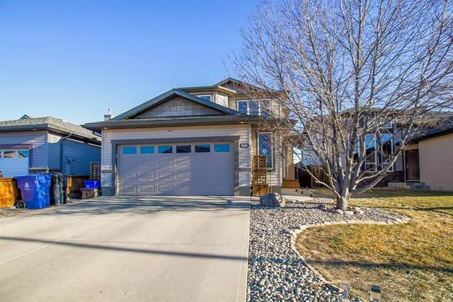205 Silkstone Bay W, Lethbridge, AB T1J 2A2 (#A1063034) :: Calgary Homefinders