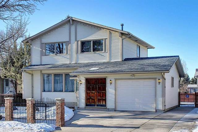3711 39 Street NE, Calgary, AB T1Y 5H5 (#A1063183) :: Western Elite Real Estate Group