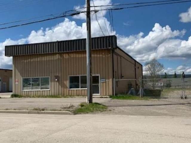 119 Veats Avenue, Hinton, AB T7V 1S8 (#A1063329) :: Western Elite Real Estate Group