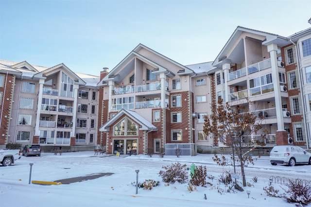4805 45 Street #308, Red Deer, AB T4N 7A9 (#A1063339) :: Redline Real Estate Group Inc