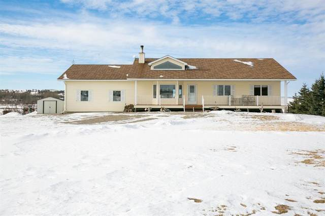 29508 Rge Rd 24, Carstairs, AB T0M 0N0 (#A1063376) :: Western Elite Real Estate Group