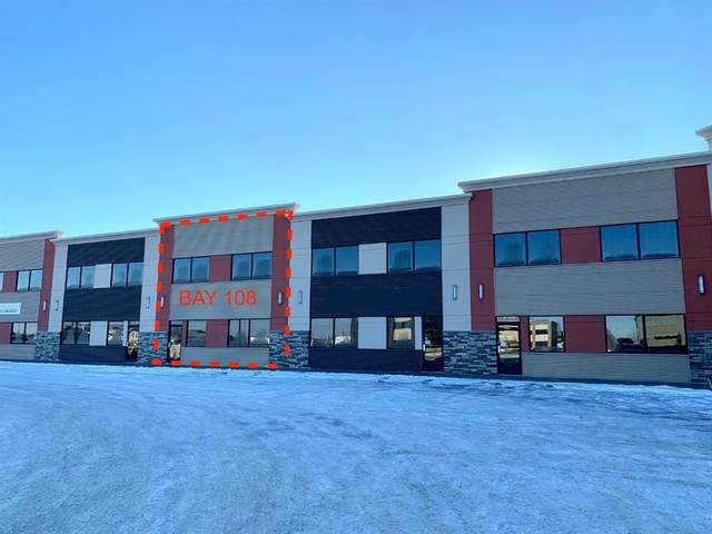 524 Laura Avenue #108, Rural Red Deer County, AB T4E 0A5 (#A1063395) :: Western Elite Real Estate Group