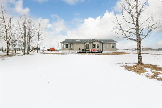 282247 Rge Rd 12, Crossfield, AB T0M 0S0 (#A1063413) :: Western Elite Real Estate Group