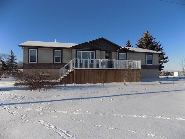 219 1 Avenue SE, Youngstown, AB T0J 3P0 (#A1063447) :: Redline Real Estate Group Inc
