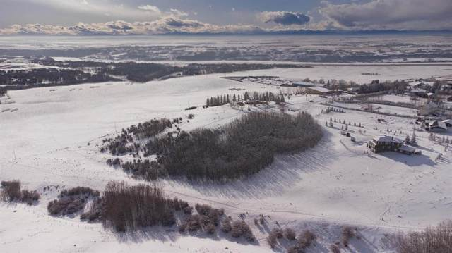 87 Campbell Drive, Rural Rocky View County, AB T3L 2P5 (#A1064110) :: Western Elite Real Estate Group