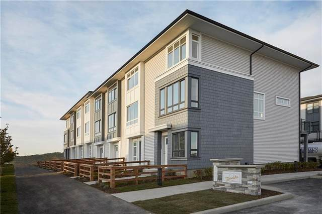 857 Belmont Drive SW #873, Calgary, AB T2X 4H7 (#A1064628) :: Redline Real Estate Group Inc