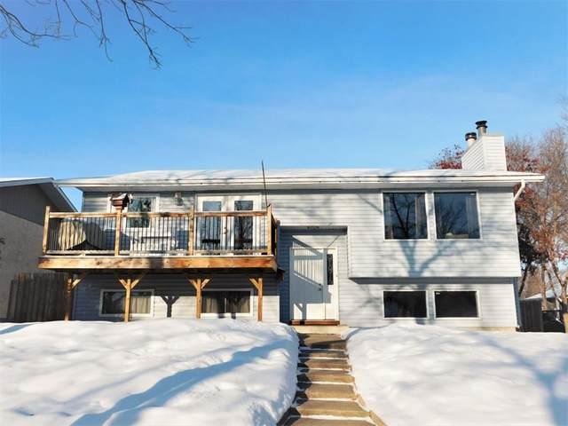 3814 62 Street, Camrose, AB T4V 2Z9 (#A1064886) :: Western Elite Real Estate Group