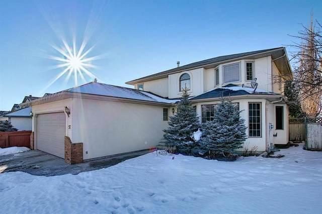 57 Sunset Crescent, Okotoks, AB T1S 1P3 (#A1065184) :: Western Elite Real Estate Group