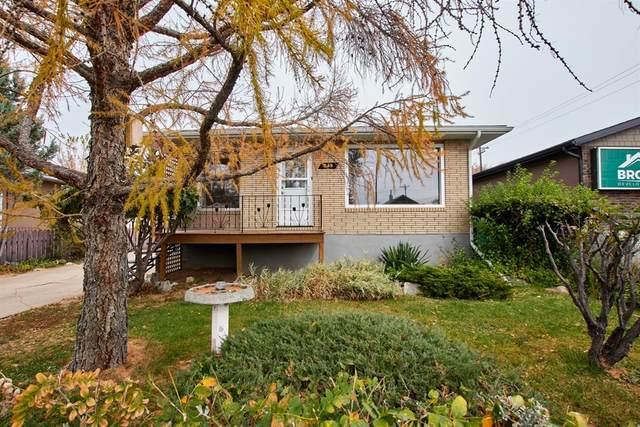 846 8 Street SE, Medicine Hat, AB T1A 1M8 (#A1065222) :: Western Elite Real Estate Group