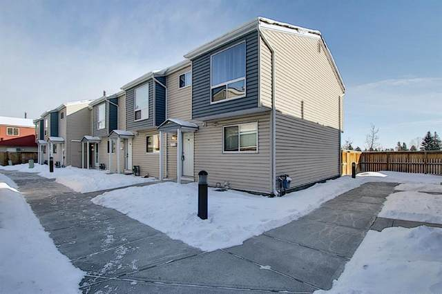 5425 Pensacola Crescent SE #54, Calgary, AB T2A 2G7 (#A1065548) :: Redline Real Estate Group Inc