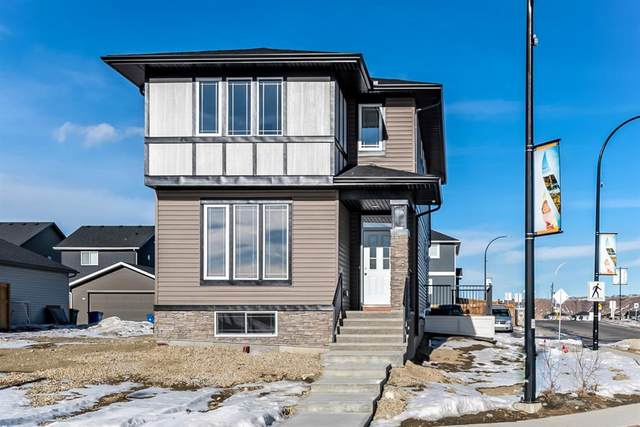 96 Willow Street, Cochrane, AB T4C 2S8 (#A1065619) :: Western Elite Real Estate Group