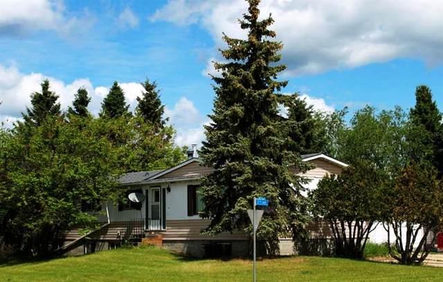 700 8 Street, Fox Creek, AB T0H 1P0 (#A1065631) :: Canmore & Banff