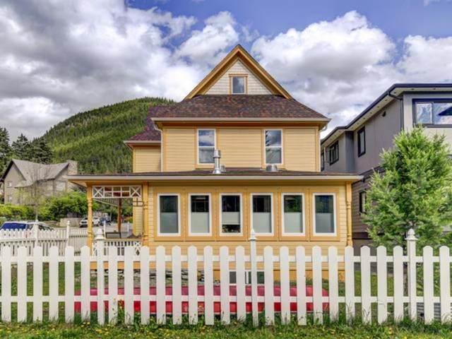 230 Muskrat Street, Banff, AB T1L 1A1 (#A1066013) :: Canmore & Banff