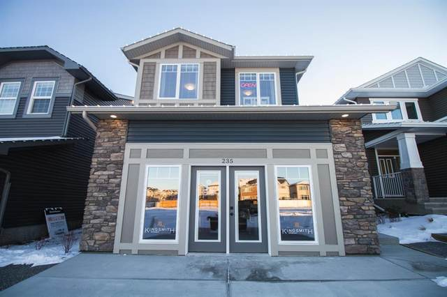 235 Willow Place, Cochrane, AB T4C 2S6 (#A1066060) :: Western Elite Real Estate Group