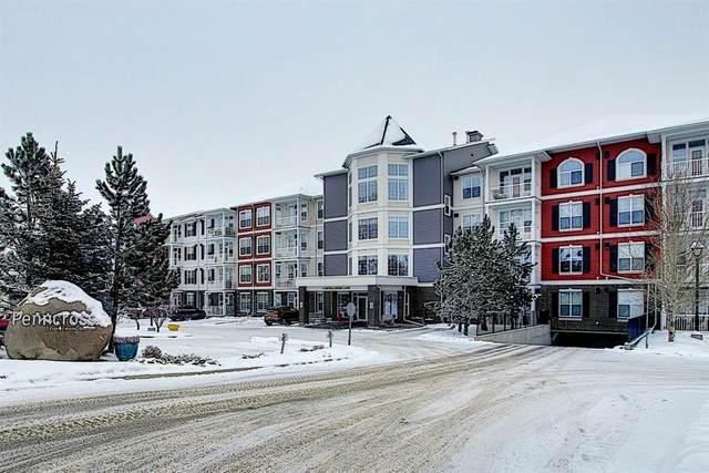 1 Crystal Green Lane #330, Okotoks, AB T1S 0C5 (#A1066078) :: Calgary Homefinders