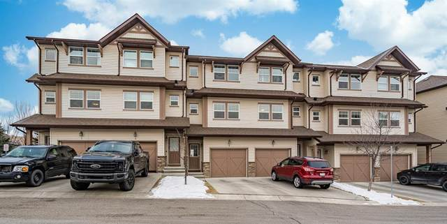 28 Heritage Drive #5, Cochrane, AB T4C 0J8 (#A1066242) :: Western Elite Real Estate Group