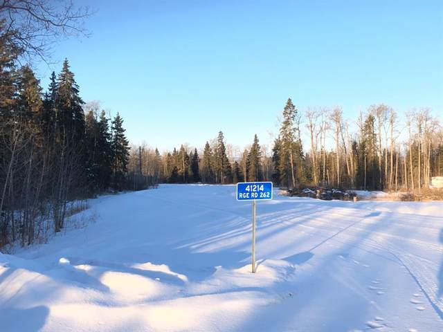 41214 Range Road 262 #2, Rural Lacombe County, AB T0C 1S0 (#A1066386) :: Redline Real Estate Group Inc