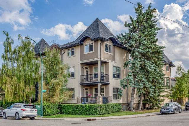 3704 15A Street SW #301, Calgary, AB T2T 4C3 (#A1066523) :: Western Elite Real Estate Group