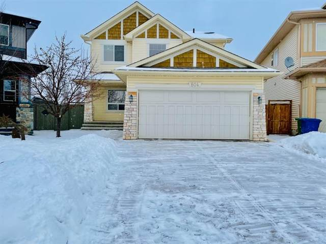 804 Coopers Square SW, Airdrie, AB T4B 0G7 (#A1066550) :: Western Elite Real Estate Group