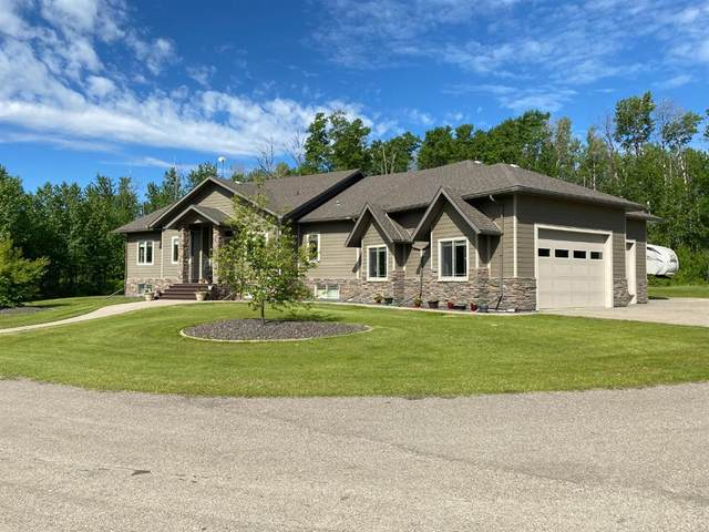 Aspen Way, Rural Northern Lights M.D., AB T8S 1R7 (#A1066907) :: Calgary Homefinders