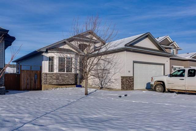93 Chinook Street, Blackfalds, AB T4M 0C1 (#A1067009) :: Western Elite Real Estate Group