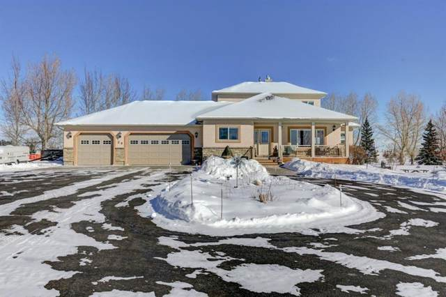 23 Taylor Bay, Rural Rocky View County, AB T3L 2P6 (#A1067835) :: Western Elite Real Estate Group
