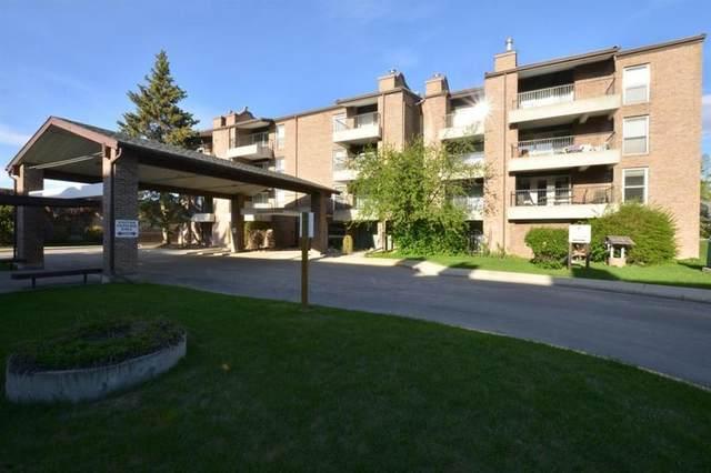 202 Braeglen Close SW #2210, Calgary, AB T2W 2B1 (#A1067859) :: Redline Real Estate Group Inc