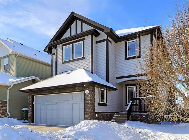 350 Kingsbury View, Airdrie, AB T4A 0E7 (#A1068051) :: Redline Real Estate Group Inc