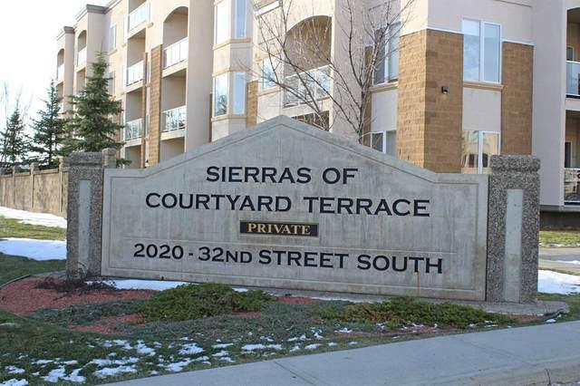 2020 32 Street S #314, Lethbridge, AB T1K 7T9 (#A1068110) :: Western Elite Real Estate Group
