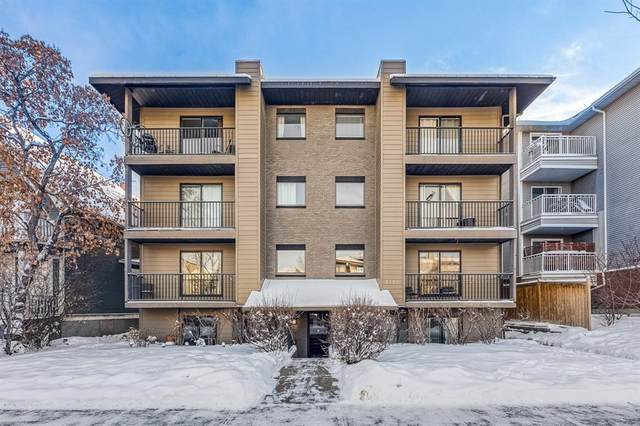 1719 11 Avenue SW #104, Calgary, AB T3C 0N5 (#A1068126) :: Western Elite Real Estate Group