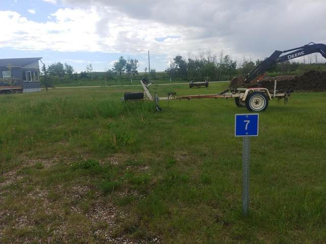 7 Marina Crescent, Rural Stettler County, AB T0C 2L0 (#A1068137) :: Calgary Homefinders