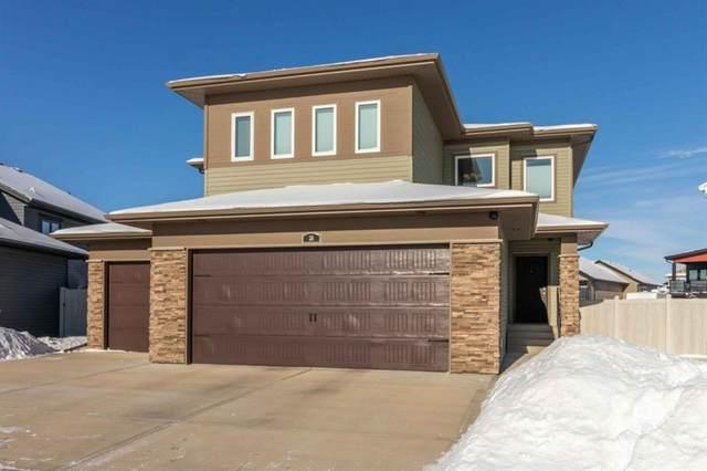 38 Larose Crescent, Red Deer, AB T4R 0R4 (#A1068475) :: Western Elite Real Estate Group