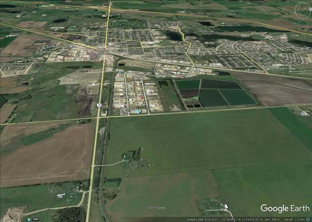 SW 28 40 26 W4 Highway 12, Lacombe, AB T4L 0B9 (#A1068693) :: Calgary Homefinders