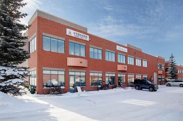 5723 10 Street NE #305, Calgary, AB T2E 8W7 (#A1069103) :: Calgary Homefinders
