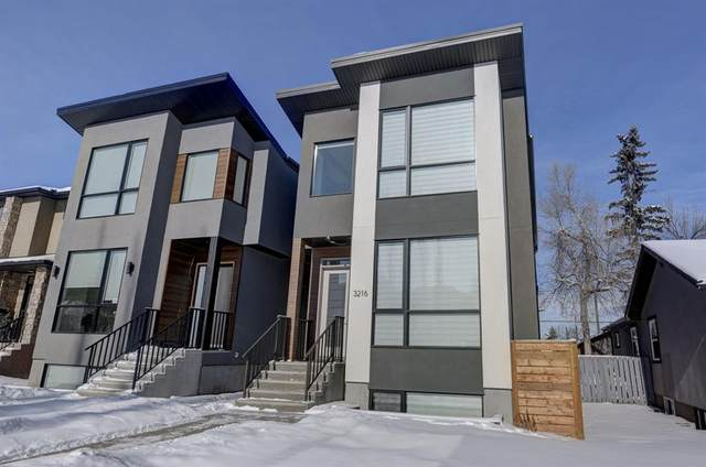3216 14 Avenue SW, Calgary, AB T3C 0X3 (#A1069196) :: Western Elite Real Estate Group