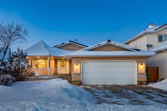 16 Hawkmount Heights NW, Calgary, AB T3G 3S4 (#A1069230) :: Redline Real Estate Group Inc