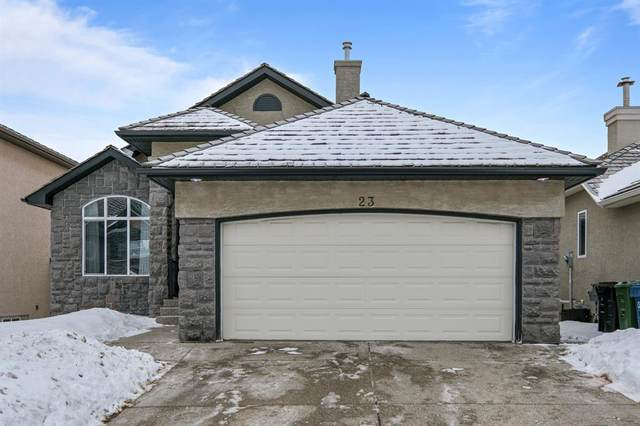 23 Royal Ridge Manor NW, Calgary, AB T3G 5Z1 (#A1069316) :: Redline Real Estate Group Inc