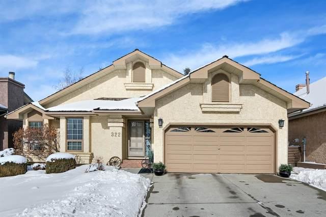 322 Hawkside Mews NW, Calgary, AB T3G 3J4 (#A1069341) :: Redline Real Estate Group Inc