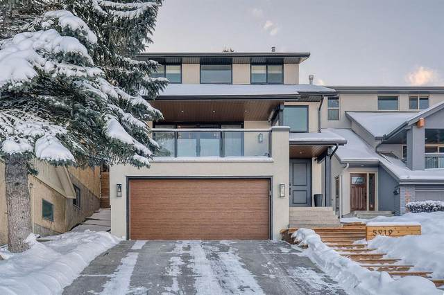 5919 Coach Hill Road, Calgary, AB  (#A1069389) :: Western Elite Real Estate Group