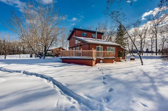 145 Shore Drive NW, Rural Rocky View County, AB T2M 4L5 (#A1069662) :: Western Elite Real Estate Group