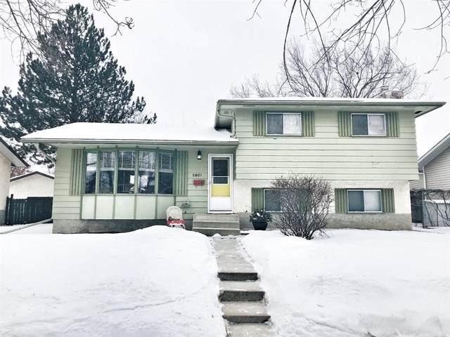 5801 42 Avenue, Camrose, AB T4V 2S9 (#A1069706) :: Western Elite Real Estate Group