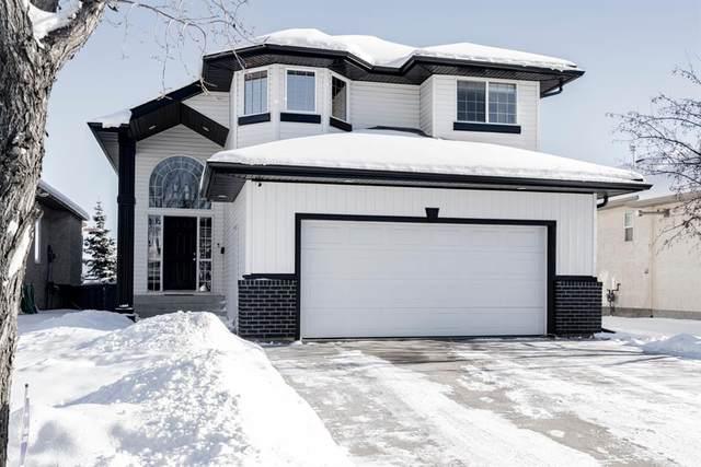 12205 Crystal Lake Drive, Grande Prairie, AB T8X 1M8 (#A1070124) :: Western Elite Real Estate Group