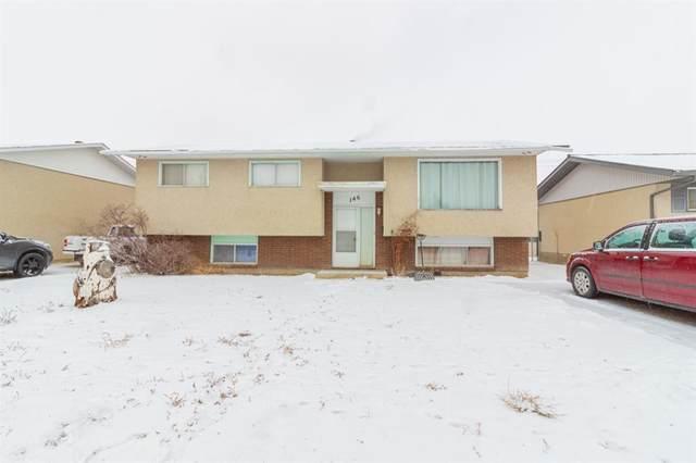 146 19 Street NE, Medicine Hat, AB T1C 1B1 (#A1070227) :: Redline Real Estate Group Inc